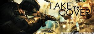 Take FB cover by ZeeCreations