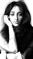 Jiah Khan by Proluvart