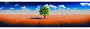 The Only Tree In The Outback by Riddlez46