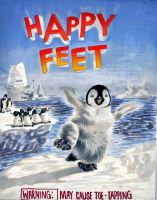 happy feet by EatToast