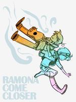 Ramona Come Closer by ACM00