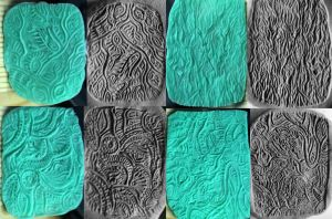 New textured brushes by hontor