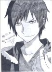 REQUEST: Izaya Orihara by uczennica06