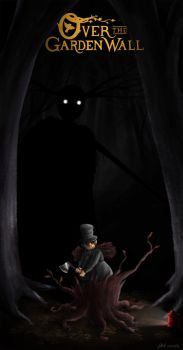 Over the Garden Wall by gabrielBD