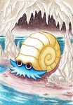 PKM - Omanyte by Wingsie