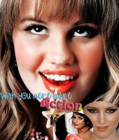 Wish you were here action by DesLovato