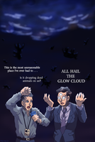 Night Vale Community Television - Cloudy Weather by ErinPtah
