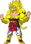 Ultimate Broly by DBZ2010