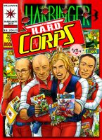 H.A.R.D.corps by omnititle
