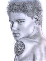 Jacob Black by sharmz