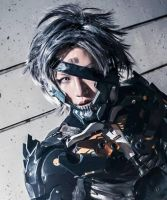Raiden's Portrait by Cosplay4FunUltimate