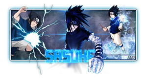 Signature Sasuke by AniMangaSigns