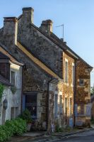 The group of houses Perriere Orne France by hubert61