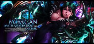 Morrigan by LaxOrder