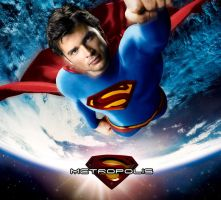 17. Superman III by Kakkay