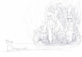 The Dimensions thingy by R64-art