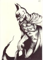 Batman by potato-spirit