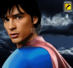 Tom Welling smallville vexel by gdvectors