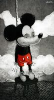 goodbye mickey by berkozturk