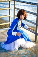 BioShock Infinite - Elizabeth - Here! by oOMeroChanOo