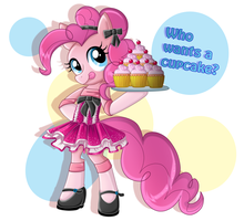 Who wants a cupcake? *.* by Pauuh