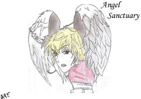 Angel Sanctuary by asuza68