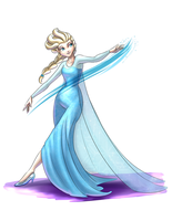 Elsa by Luxarman