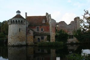 Scotney Castle 22 Stock by OghamMoon
