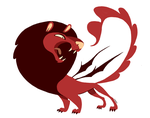 Manticore by carriehankins