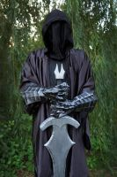 Nazgul (Lord of the Rings): Statue by SpenceOlson