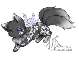 stephanietherabbit : Chu by ShinshiAdoptables