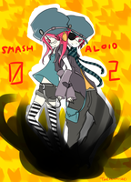 CrossoverHell!!: Smash!Vocaloid by Takonomiyaki