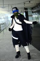 Fairy Tail - Jellal Fernandes by KURA-rin