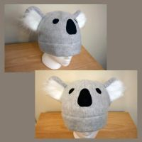 Koala Hat by fabricninja