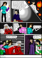 Inuyasha and the Ice Girl page 66 by IcyRoads