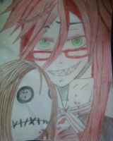 Grell by xTheRainbowDiseasex