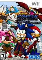 Sonic And the Great Adventure by theEyZmaster
