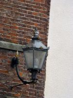 Whitby old worlde lamp by illusiveexistence
