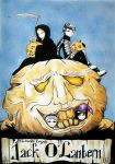 All Hallow's Eve by au-minus