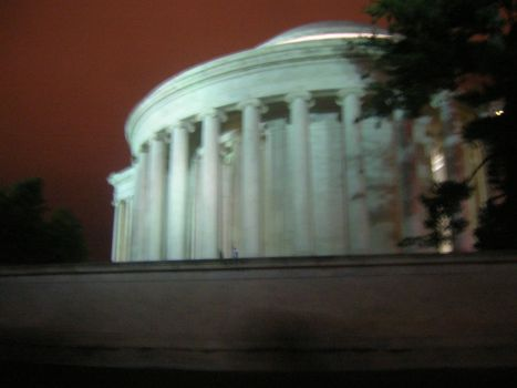 Jefferson Memorial by DALover82
