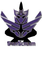 StarScream Logo by HobbitPunk
