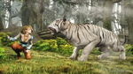 The white tiger by dungeonmeister