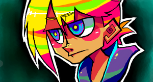 iScribble Fun by Krooked-Glasses