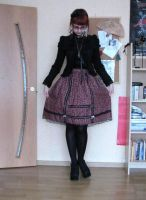Gothic Lolita by CountessAudronasha