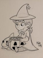 Halloween Nonsense by Sparkle-And-Sunshine