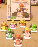 Mario Kart DS Figures by MarioBlade64