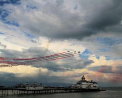Red Arrows by Tiger--photography