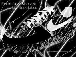 NEW: Electricfying Shoe Design by CMWebStudios