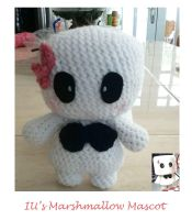 IU's Marshmallow Mascot by Lizzie82