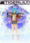 DJ Tigerlily contest by OcAmee